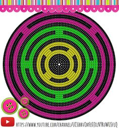 Crochet Handbags, Crochet Purses, Crochet Doilies, Tapestry Crochet Patterns, Crochet Flower Patterns, Crochet Chart, Knit Crochet, Crotchet, Mochila Crochet