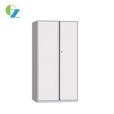 Thin edge steel cupboard with high quality DTC hinge, the door could open at Bedroom Cupboard Designs, Bedroom Cupboards, Steel Cupboard, Locker Storage, Modern Design, Doors, Cabinet, Furniture
