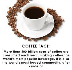coffee facts - Google Search