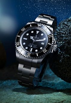 I used to own this watch.... But the limited edition version. Deep Sea Submariner