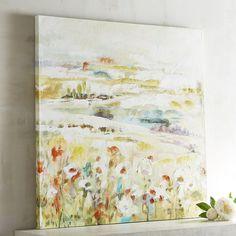 Pastel Landscape Art
