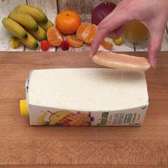 Tiramisu multi-fruits - My Videos - Desserts Pastry Recipes, Cake Recipes, Dessert Recipes, Cooking Recipes, Köstliche Desserts, Delicious Desserts, Fancy Desserts, Tiramisu Fruits, Tiramisu Nutella