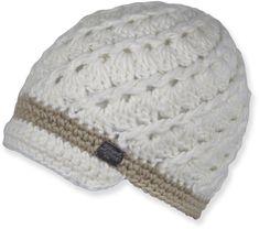 Free Pattern: Crochet Women's Brimmed Cap | Classy CrochetK hook