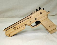 Pistolet M9 prolongée