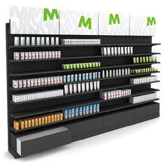 MH11 para espacios comerciales www.mobil-m.es