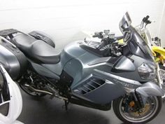 2008 Used Kawasaki Concours 14 Touring Street Motorcycle for Sale in Ontario From Sturgess Cycle