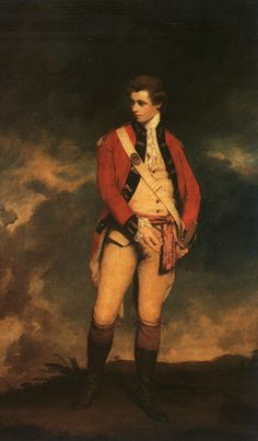 John Hayes St Leger  - Joshua Reynolds