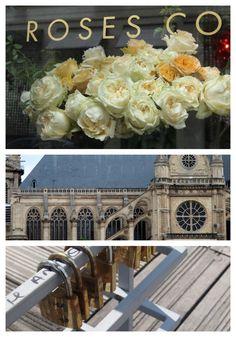 Shades Of Paris - Vicki Archer Love Lock, Fantasy Life, Paris Shopping, Bridesmaid Dresses, Wedding Dresses, Most Romantic, Beautiful Images, Beautiful Things, Archer