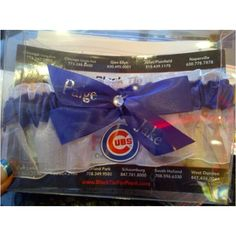 Prom garter from last year