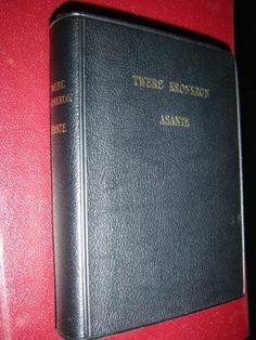 Twi: Asante Bible