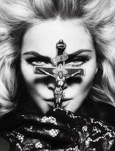 #Madonna #Cross