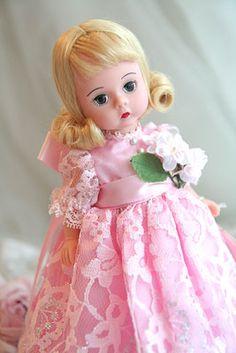 Madame Alexander Doll.