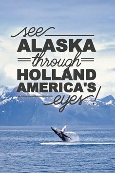 If you think Alaska is just for people who enjoy the cold weather, think again! Click to read more about 2017 Holland America Alaska cruises.
