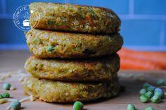 Groenteburgers met kaas   Eetspiratie Paleo, Vegan Vegetarian, Vegetarian Recipes, Healthy Recipes, Healthy Comfort Food, Healthy Snacks, Happy Foods, Falafel, Quick Recipes