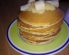 Pancakes, Sweet Tooth, Cookies, Breakfast, Food, Puddings, Drinks, Sweets, Banana
