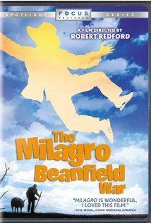 The Milagro Beanfield War / HU DVD 2167 / http://catalog.wrlc.org/cgi-bin/Pwebrecon.cgi?BBID=6659857