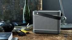 Bang & Olufsen Beolit 12 - A powerful and portable one-point music system that streams from AirPlay.