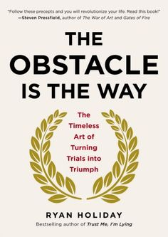 Click on image or see following link (http://www.all-about-psychology.com/ryan-holiday.html) for a fascinating interview with bestselling author Ryan Holiday where you can learn more about his highly acclaimed book The Obstacle Is the Way: The Timeless Art of Turning Trials into Triumph.  #RyanHoliday #TheObstacleIsTheWay #Stoicism #MarcusAurelius #psychology