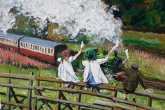 E. Nesbit's the railway children is a great children's classic that belongs in the modern day classroom. If you would like some creative ideas and exercises to teach this classic then you can find a great worksheet by going onto my blog: https://creativereadingandwriting.wordpress.com/2015/04/28/classics-the-railway-children/