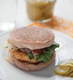 Southern-Fried Chickpea Patties