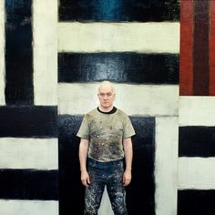 Sean Scully - Born 1945, Dublin, Ireland. Painter, Printmaker