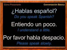 Spanish Notes, Spanish Basics, Spanish Phrases, Spanish Grammar, Spanish English, English Vocabulary Words, Spanish Language Learning, English Phrases, Learn A New Language