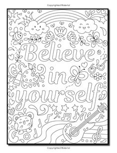 Amazon.com: Proud to be a Girl: An Adult Coloring Book for Girls with Fun Inspirational Quotes and Adorable Kawaii Drawings (Coloring Books for Girls) (9781984993014): Jade Summer: Books