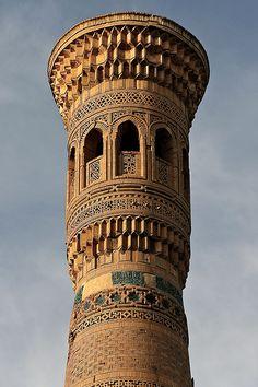 Vabkent Minaresi