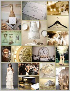 An English Rose, Luxury Lifestyle Weddings - New Year's Wedding