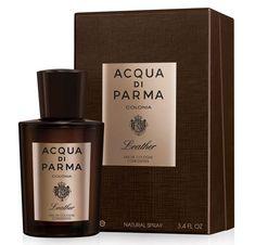 a76e205d8 Acqua Di Parma Colonia Leather 100ml For Men's Eau De Cologne Concentree  Perfume موقع بيع عطور