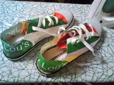 Picture of Grocery Bag Shoes