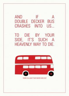 The Smiths ... i must cross-stitch this.