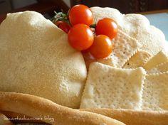 Pane arabo con Lievito Madre o semplice, per tutti.