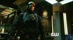 """Slade/Deathstroke from """"Arrow"""