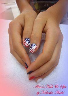 USA  gel nails