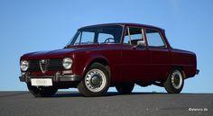 1971 Alfa Romeo Giulia - 1300 Super | Classic Driver Market