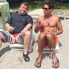 Check out Patton Oswalt and Rob Lowe on #Dips! The internet's shortest videos: http://www.funnyordie.com/dips#/dip19
