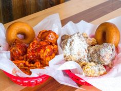 Popular Philly-based doughnut and fried chicken joint is flying south