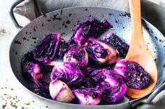 Ricetta Radicchio in padella - Le ricette de La Cucina Italiana