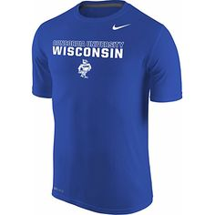 Nike Concordia University Wisconsin Dri-Fit Legend T-Shirt Concordia University, Wisconsin, Nike, Mens Tops, T Shirt, Shopping, Supreme T Shirt, Tee Shirt, Tee
