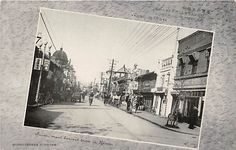 Fusan (Busan) Korea circa 1920s