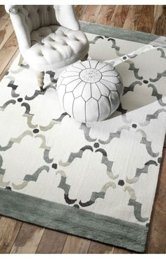 Rugs USA Elegance Cotton VST38 Grey Rug. Rugs USA End of Summer Sale up to 80% Off! Area rug, rug, carpet, design, style, home decor, interior design, pattern, trends, home, statement, fall, autumn, cozy, sale, discount, interiors, house, free shipping.