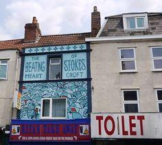 Stokes Croft Bristol