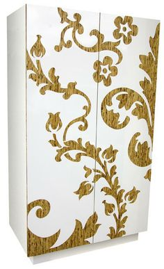 Iannone Design - Graphic Armoire