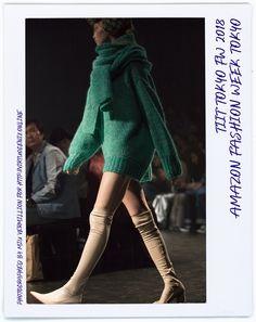 Amazon Fashion Week Tokyo - TIIT Tokyo FW 2018-19   virtuogenix.online