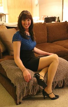 Professional Attire - Transgender on Pinterest | Professional Dresses ...