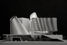 The Open Parliament of Albania | Coop Himmelb(l)au - Arch2O.com