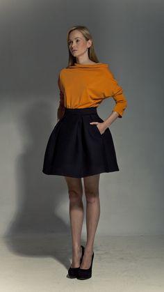 Sukienka gąbka | SHOWROOM