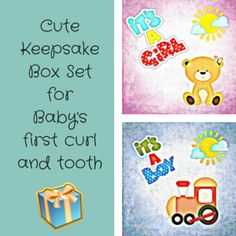 Another excellent Baby Shower or Naming Day gift idea is this first tooth and curl keepsake box set. This is a beautiful little set made from resin and painted in your choice of pale blue or a soft pink shade. Keepsake Baby Gifts, Keepsake Boxes, First Tooth, Christening, Baby Shower, Cute, Pink, Babyshower, Kawaii