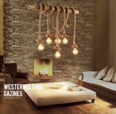 Find Cheap Designer Furniture Now Vintage Industrial, Chandelier, House Design, Ceiling Lights, Rustic, Home Decor, Country Primitive, Candelabra, Decoration Home